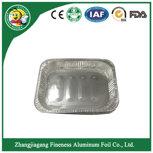 Aluminum Foil Containr with A Grade Aluminum pictures & photos
