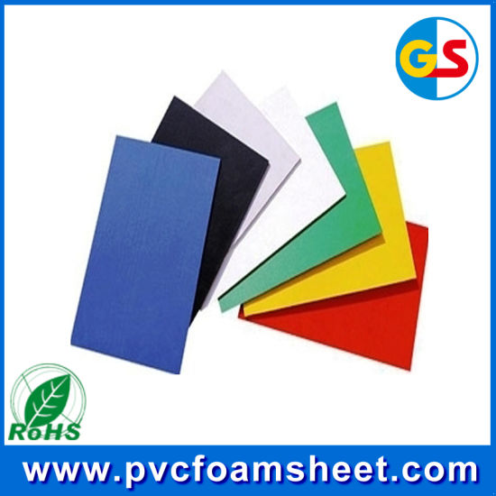 Zero Point Lead PVC Foam Sheet Factory in China Market (Thickness: 1mm to 30mm) pictures & photos