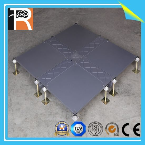 Anti-Static HPL Floor (8138) pictures & photos