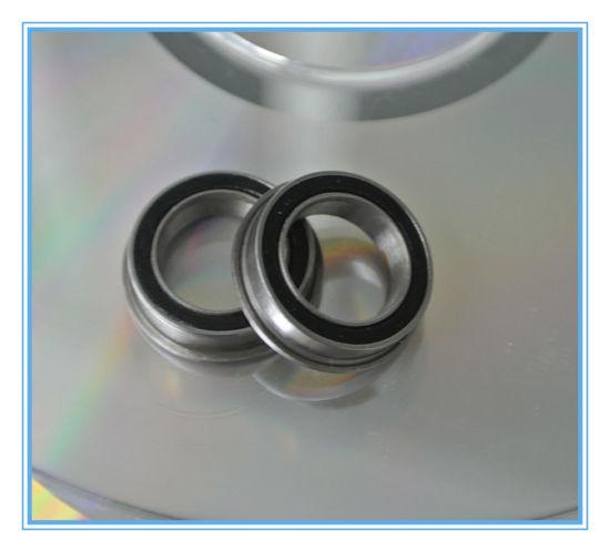 FR1-5ZZ 3//32 x 5//16 x 9//64F inch Flanged Radial Bearing