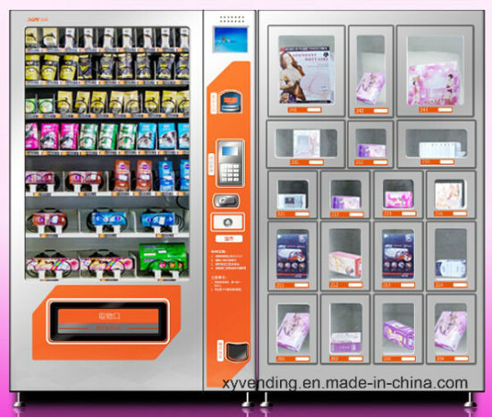 PPE Vending Machine with Lockers pictures & photos