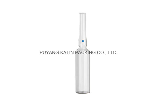 5ml Clear Tublar Glass Ampoule for Pharmaceutical Packaging pictures & photos