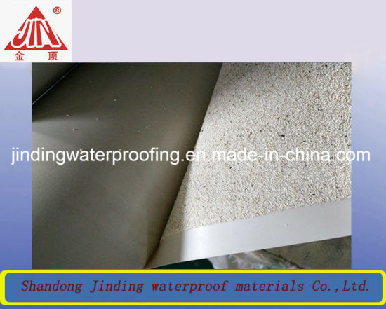 HDPE Pre-Applied Self-Adhesive Waterproof Membrane for Pond Liner