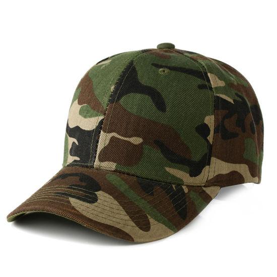 29fb9eee7 China Fashion Design Camouflaged Caps Unisex Camo Baseball Hats ...