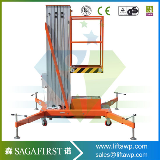 8m Light Weight Aluminum Lift Platform pictures & photos