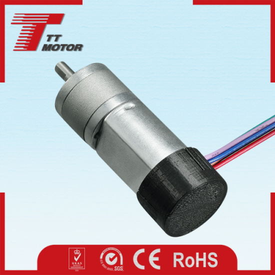 Micro electronic window curtain 12V electric speed gear DC motor pictures & photos