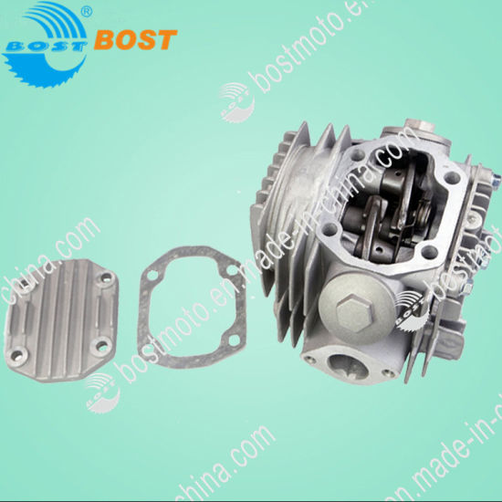 Motorcycle Cylinder Head for Dy-100 Spare Part pictures & photos