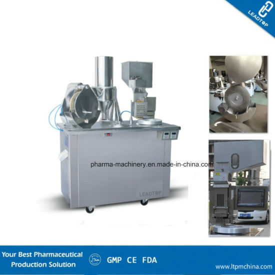 Jtj-H Semi Automatic Capsule Filler with Touch Screen