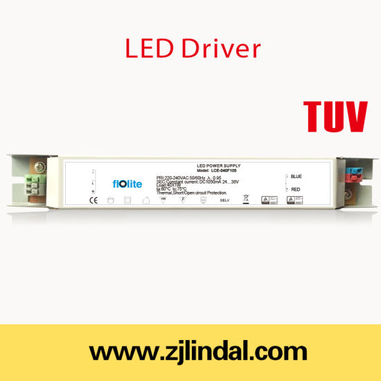 40W LED Driver Constant Current (Metal Case)