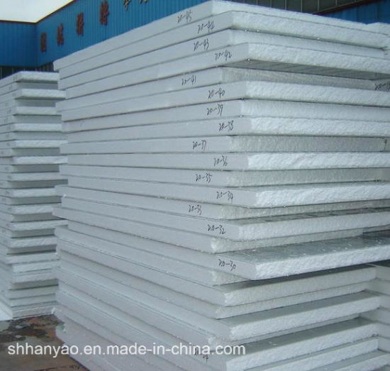 China Light Weight Steel Expanded Polystyrene Sandwich Panel ...