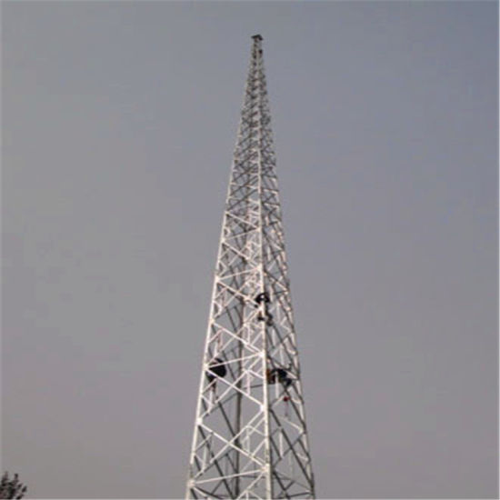 Galvanized Steel Lattice Tower for Telecommunication pictures & photos