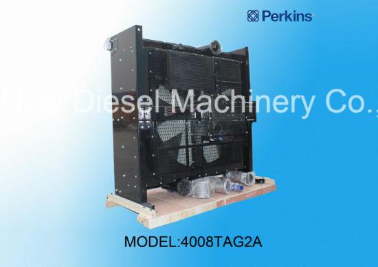 Perkins Water Cooled Radiator for Generator Set (Perkins 4008TAG2A)