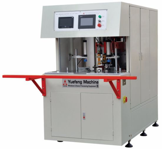 CNC Corner Cleaning Machine for UPVC Window and Door