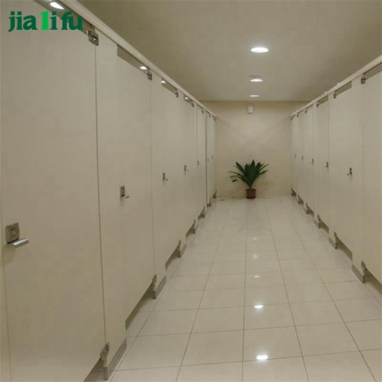 China Jialifu Antique White Compact Laminate Toilet Partition - Bathroom partitions chicago