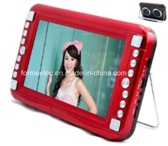 9 Inch Portable Multimedia Player USB MP3 MP4 Player pictures & photos