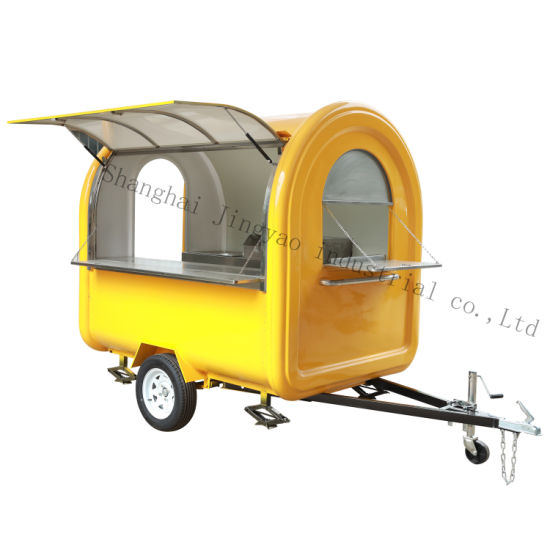 French Fries Fry Ice Cream Roll Coffee, BBQ, Juice, Fruits. etc Food Truck with Lowest Price
