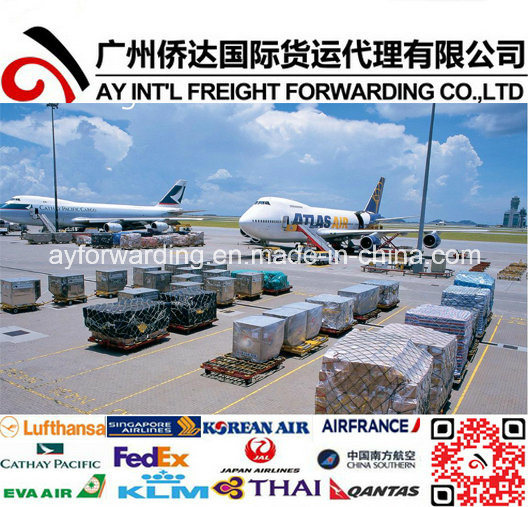 Air Freight Forwarder From China to Kyrgyzstan