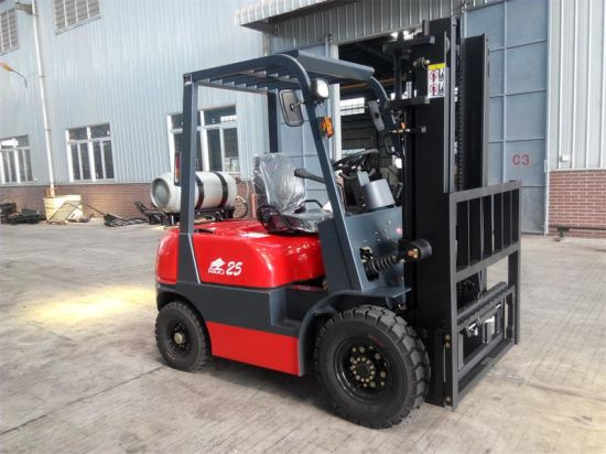 2000kgs LPG Forklift Truck pictures & photos