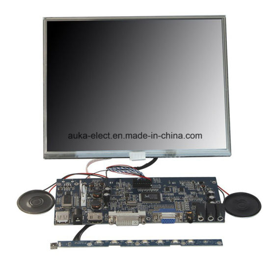 "10"" TFT SKD Embedded Touch Screen Monitor Without Frame pictures & photos"