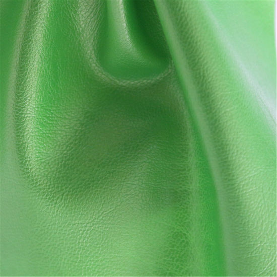 10 Years Hydrolysis PU Synthetic Leather for Furniture, Auto Upholstery pictures & photos