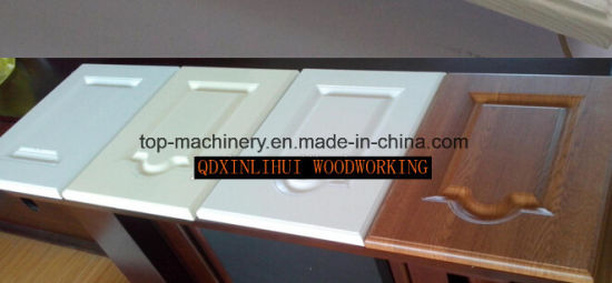 Gloss Vacuum Plastic-Absorbing Woodworking Machine PVC Laminated MDF pictures & photos