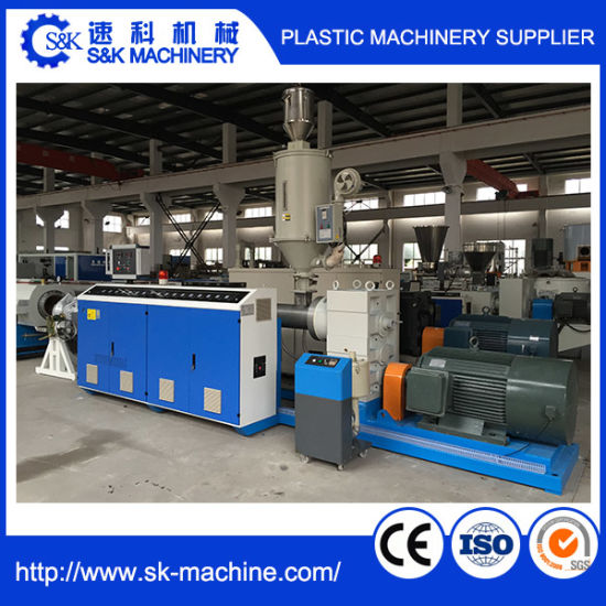 Large Diameter PPR Water Supply Tube Extruder pictures & photos