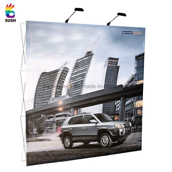 Custom Trade Show Advertising Pop up Display Stand pictures & photos