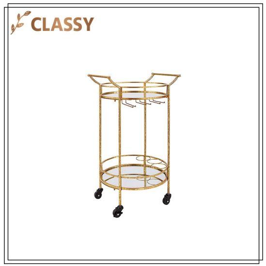 China Luxury Hotel Furniture Golden Stainless Steel Frame Kitchen ...