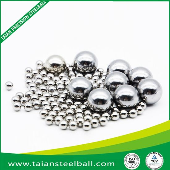 Bicycle Parts High Carbon Steel Ball for Pinball Game