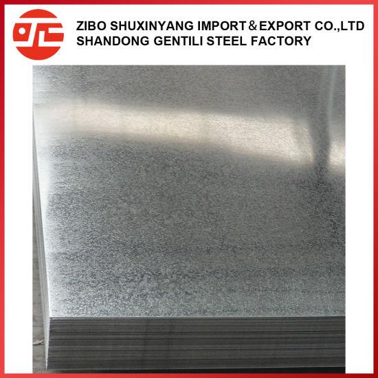 Corrugated Steel Coils Roof Sheet Gi Gl Plate