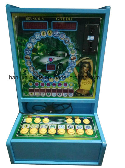 Luxury Slot Casino Gambling Coin Opearted Game Machine for Sale in Africa