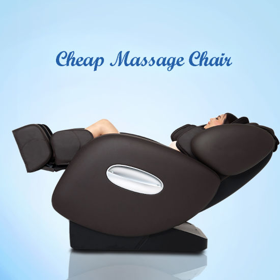 Vibration Full Body Air Pressure Massage Chair Cheap pictures & photos