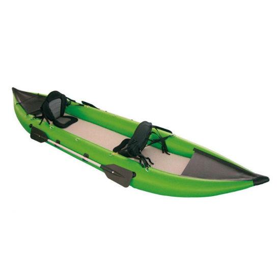 Wholesale High Quality Inflatable PVC Kayak