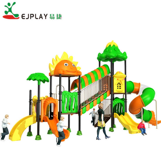 New Kid Slide School Yard Equipment Child Cheap Baby Toy Outdoor Playground