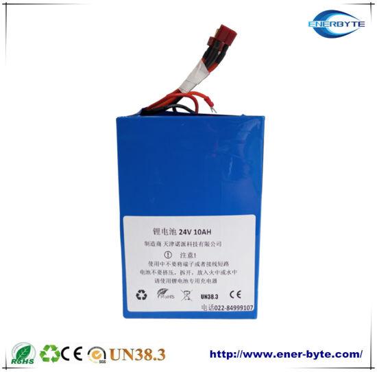 Agv Battery Pack 24V 10ah
