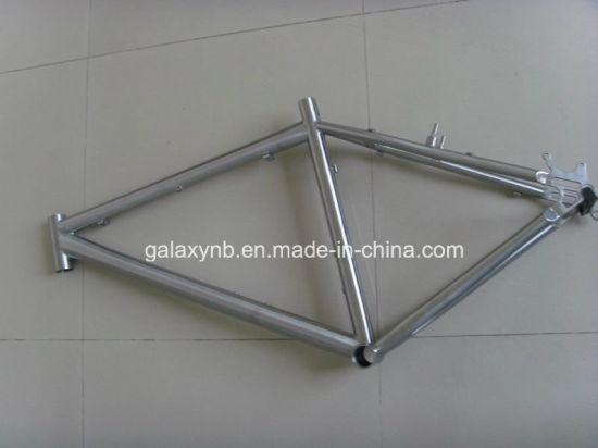 Hot Sale Durable Titanium Road Bike Frame