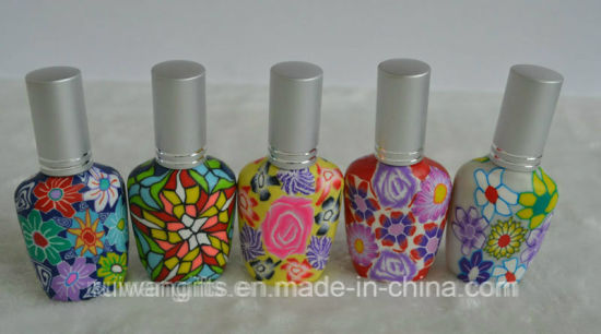 15ml Colorful Ceramic Spray Perfume Bottle for Personal Use (TYA212)