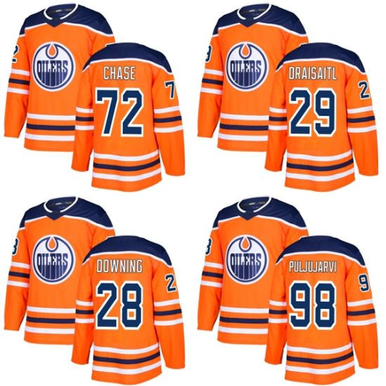 low priced 06466 9d6c5 China Edmonton Oilers Gregory Chase Leon Draisaitl Hockey ...