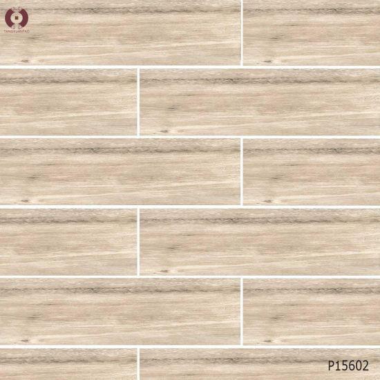 China Vintage Building Material Ceramic Tiles Wooden Grain Flooring ...