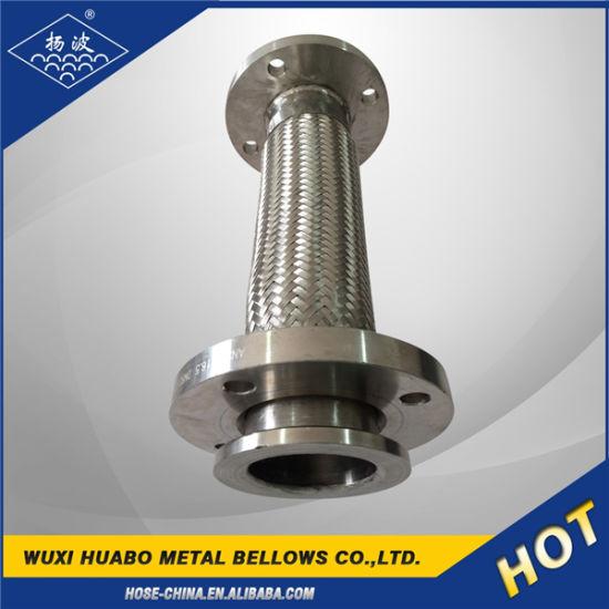 Heat-Resistant Braided Metal Bellows Hose