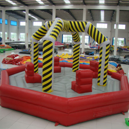 Good Quality Inflatable Football Court for Competition pictures & photos