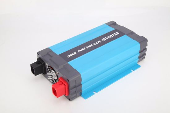 24V to 110V 1200W Inverter for Solar Power System Power Inverter pictures & photos