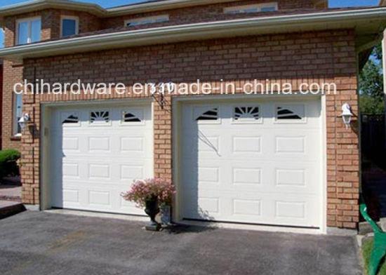 China Hormann Garage Door Remote Control Accordion Garage Doors