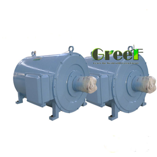 Pmsg Permanent Magnet Synchronous Generator with Low Rpm, Hydro Low Speed  Permanent Magnet Alternator 5kw 50kw 5MW