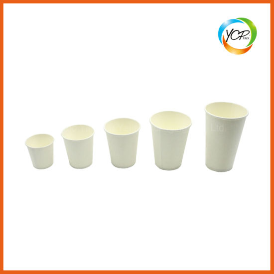 Double Wall 4-16oz Hot Cold Disposable Coffee Drinking Paper Cup pictures & photos