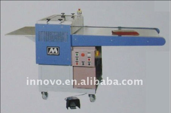 Semi-Automatic Turning-in Machine Folding Machine (ZBB1000) pictures & photos