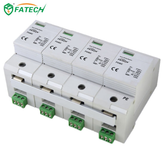 [Hot Item] Power application SPD Surge Protection Device