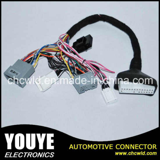 oem factory auto electrical cable for honda fit pictures & photos