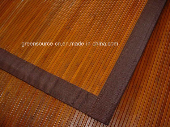 Natural Bamboo Area Rugs / Bamboo Carpet pictures & photos
