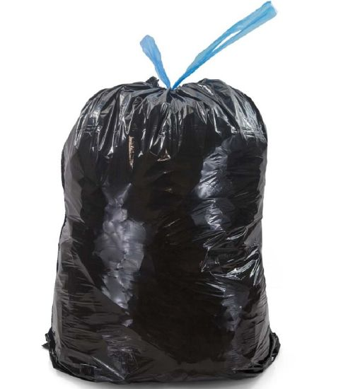 Customized Biodegradable Multi Color Plastic Garbage Bags